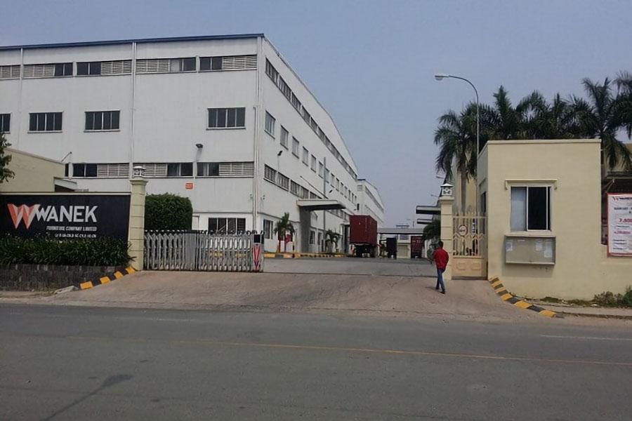 Nhà máy Wanek Furniture