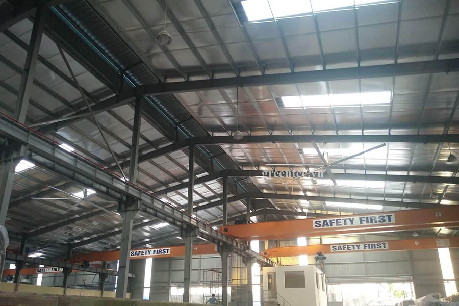 Nhà máy đá granite Thiên Sơn 02