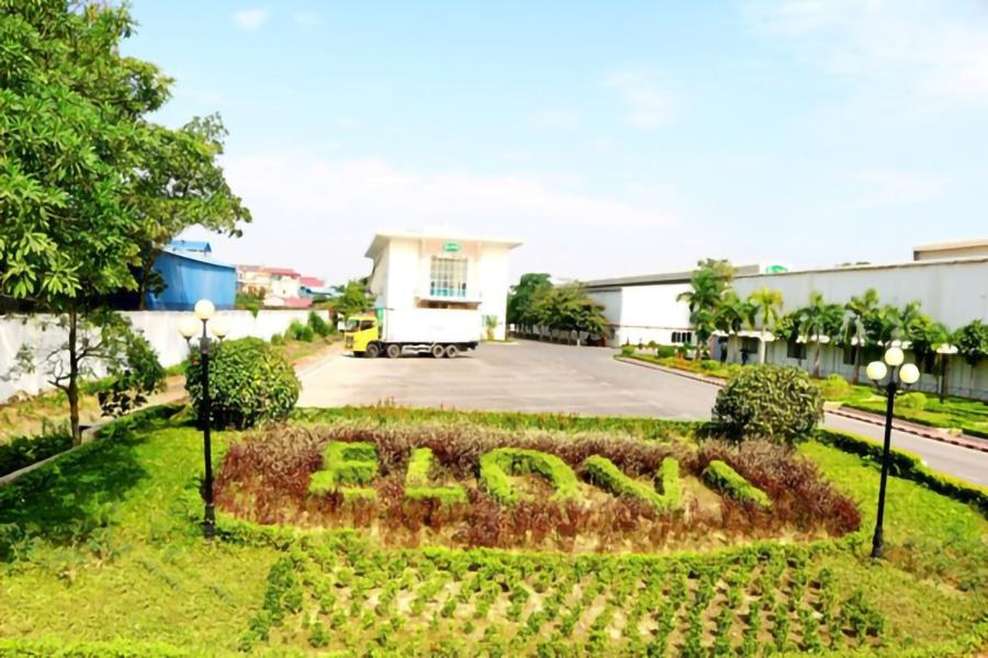 Nhà máy sản xuất sữa elovi