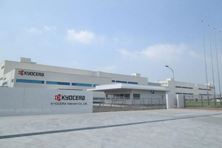 Nhà máy kyocera Hưng Yên