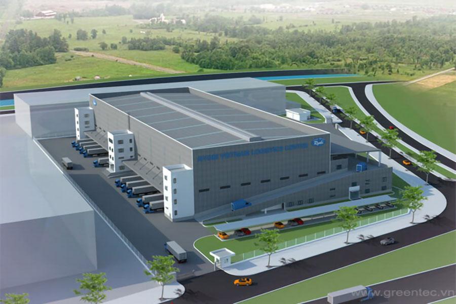 Nhà máy Ryobi