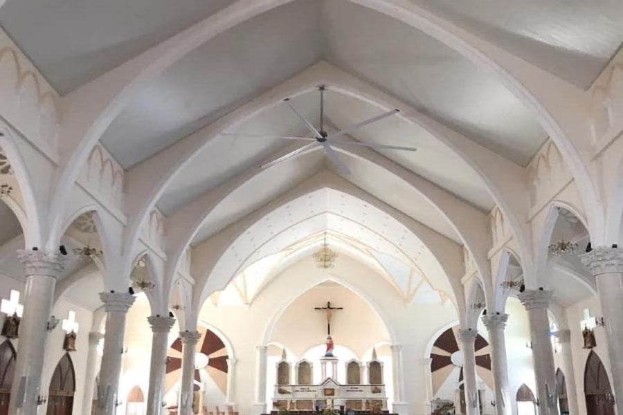 Nhà thờ Tân Thông 02
