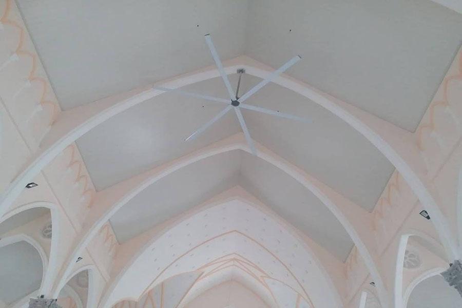 Nhà thờ Tân Thông 03