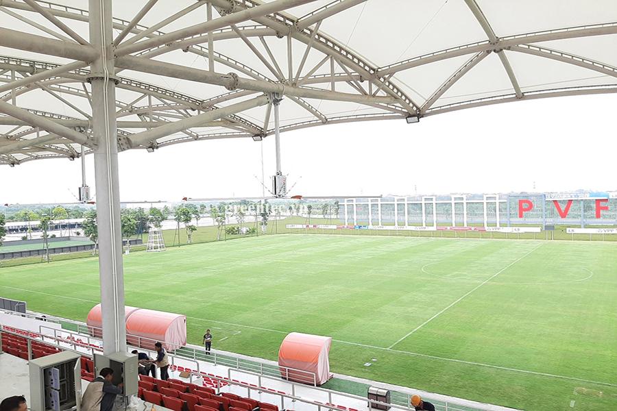 Trung tâm đào tạo bóng đá trẻ PVF 03