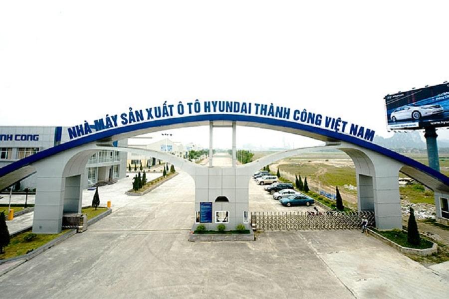 Hyundai Thanh Cong Factory