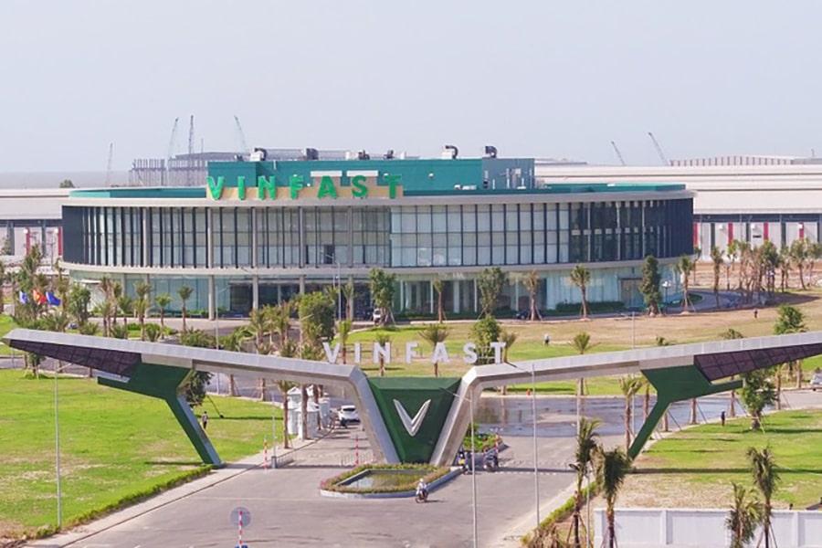 VINFAST Hai Phong Factory