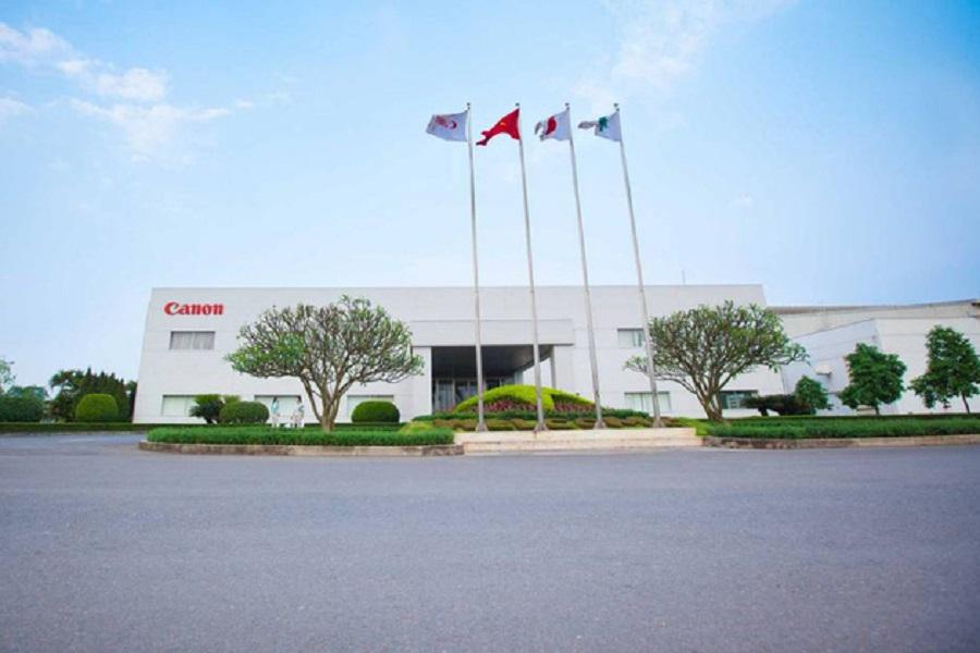 Canon Thang Long Factory
