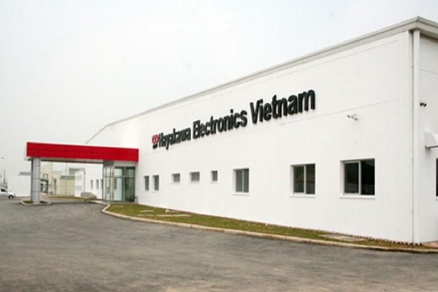 Hayakawa Bac Ninh factory